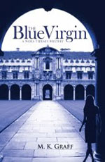 The Blue Virgin by Marni Graff