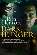 Dark Hunger (The Demonborn Trilogy) by Rita Herron