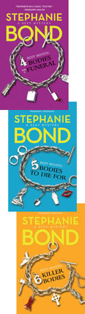 The Body Movers Trilogy by Stephanie Bond