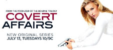 Covert Affairs (USA Network)