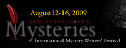 International Mystery Writers Festival