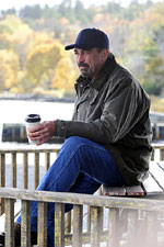 Tom Selleck as Jesse Stone in No Remorse