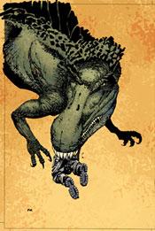 Jurassic Park Comic (IDW)