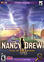 Nancy Drew 22: Trail of the Twister (PC/Mac Game)