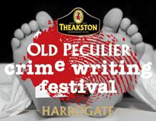 Theakstons Old Peculier Crime Writing Festival