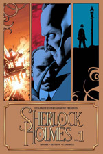 The Trial of Sherlock Holmes (Comic Book Series)