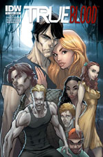 True Blood Comic