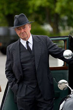 Michael Kitchen as DCS Christopher Foyle, Foyle's War
