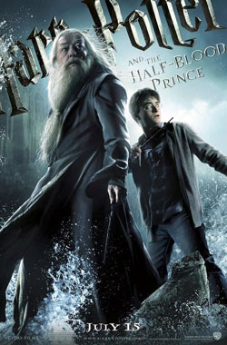 Poster: Harry Potter and the Half-Blood Prince
