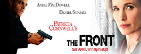 The Front by Patricia Cornwell (Lifetime Movie)
