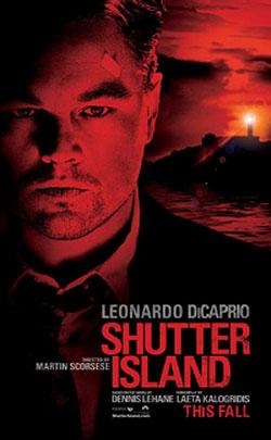 Shutter Island (movie poster)